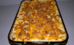 Hillbilly Hash Browns – Recipes Using Breakfast Sausage For Dinner