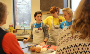 Holiday Cooking Class Nov
