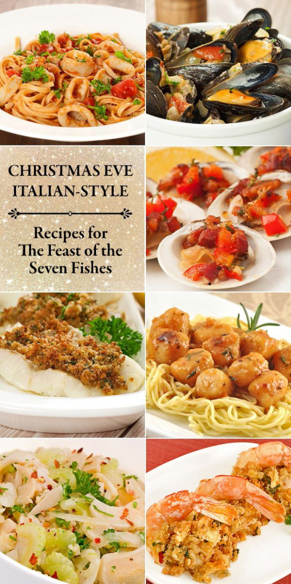 Holiday Menu: An Italian Christmas Eve | Christmas eve ..