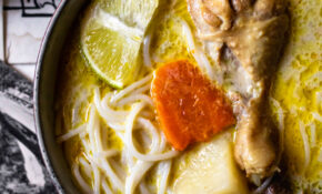 Hollywood's Vietnamese Chicken Curry – Chicken Recipes Vietnamese