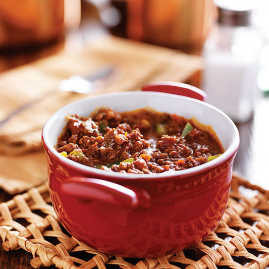 Home Canned Chili Recipe - Real Food - MOTHER EARTH NEWS - Recipes Using Tinned Food