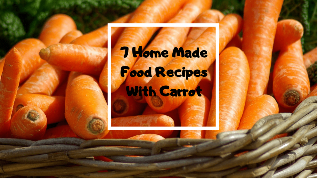 Home Made Baby Food Recipes With Carrot That You Should Try - Recipes Using Baby Food