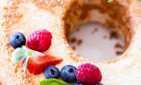 Homemade Angel Food Cake Recipe – Recipes Angel Food Cake