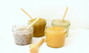 Homemade Baby Food. Four Recipes, Yo. | Bev Cooks