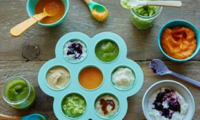 Homemade Baby Food Recipes For 8 To 10 Months – Photo ..