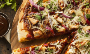 Homemade Barbecue Chicken Pizza – Healthy Recipes Junk Food