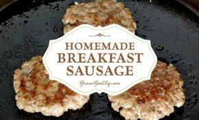 Homemade Breakfast Sausage Recipe – Recipes Using Breakfast Sausage Links For Dinner
