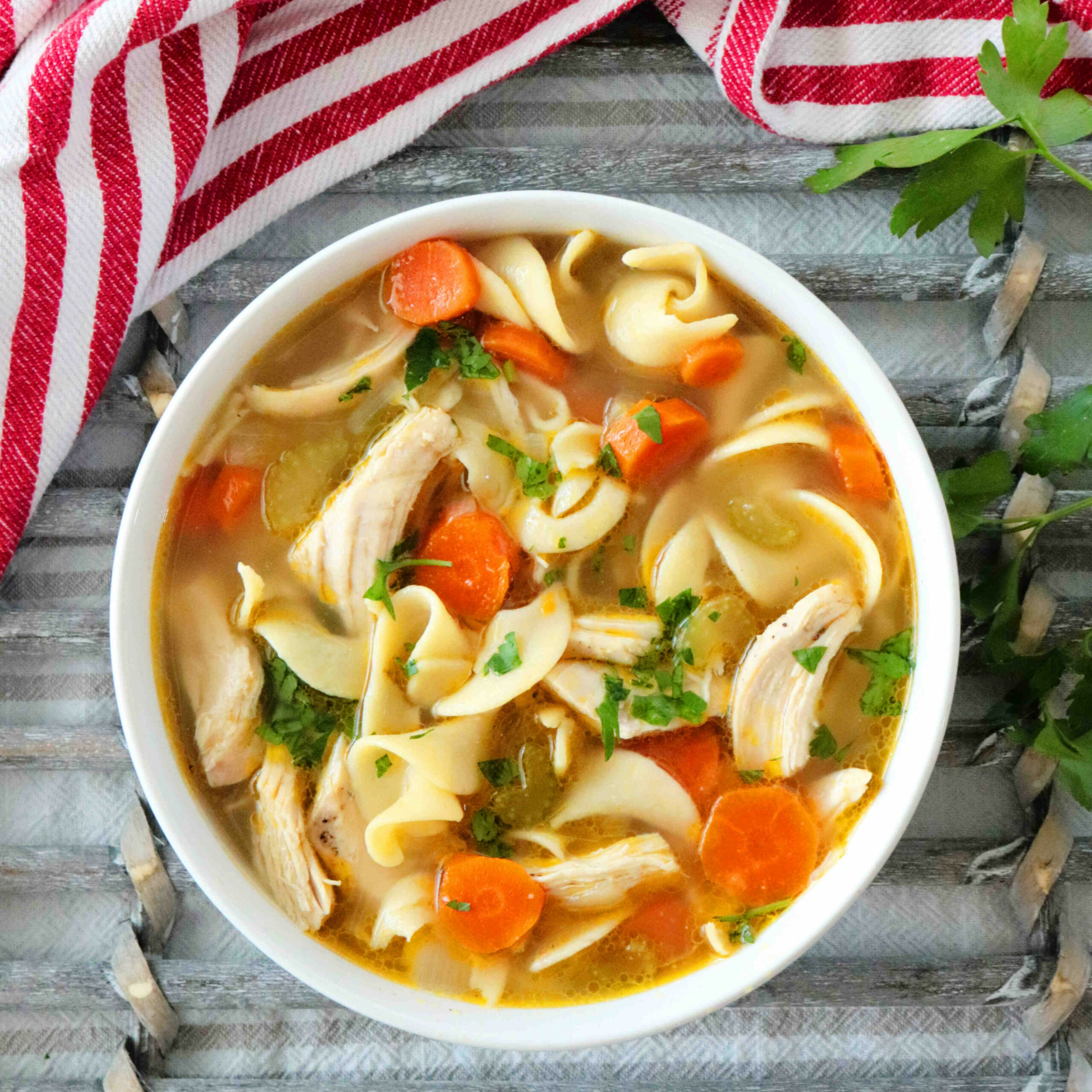 Homemade Chicken Noodle Soup - recipes homemade chicken noodle soup