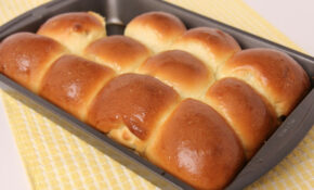 Homemade Dinner Rolls Recipe – Laura Vitale – Laura In The Kitchen Episode  15 – Recipes Homemade Dinner Rolls