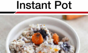 Homemade Dog Food In The Instant Pot | Traditional Cooking ..