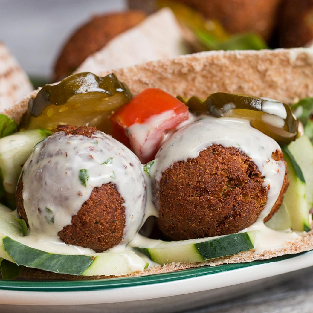 Homemade Falafel Recipe by Tasty - falafel recipes dinner