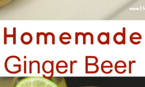 Homemade Ginger Beer | Recipe | Recipies I Want To Try ..