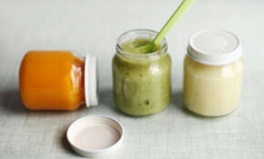 Homemade Meat Baby Food