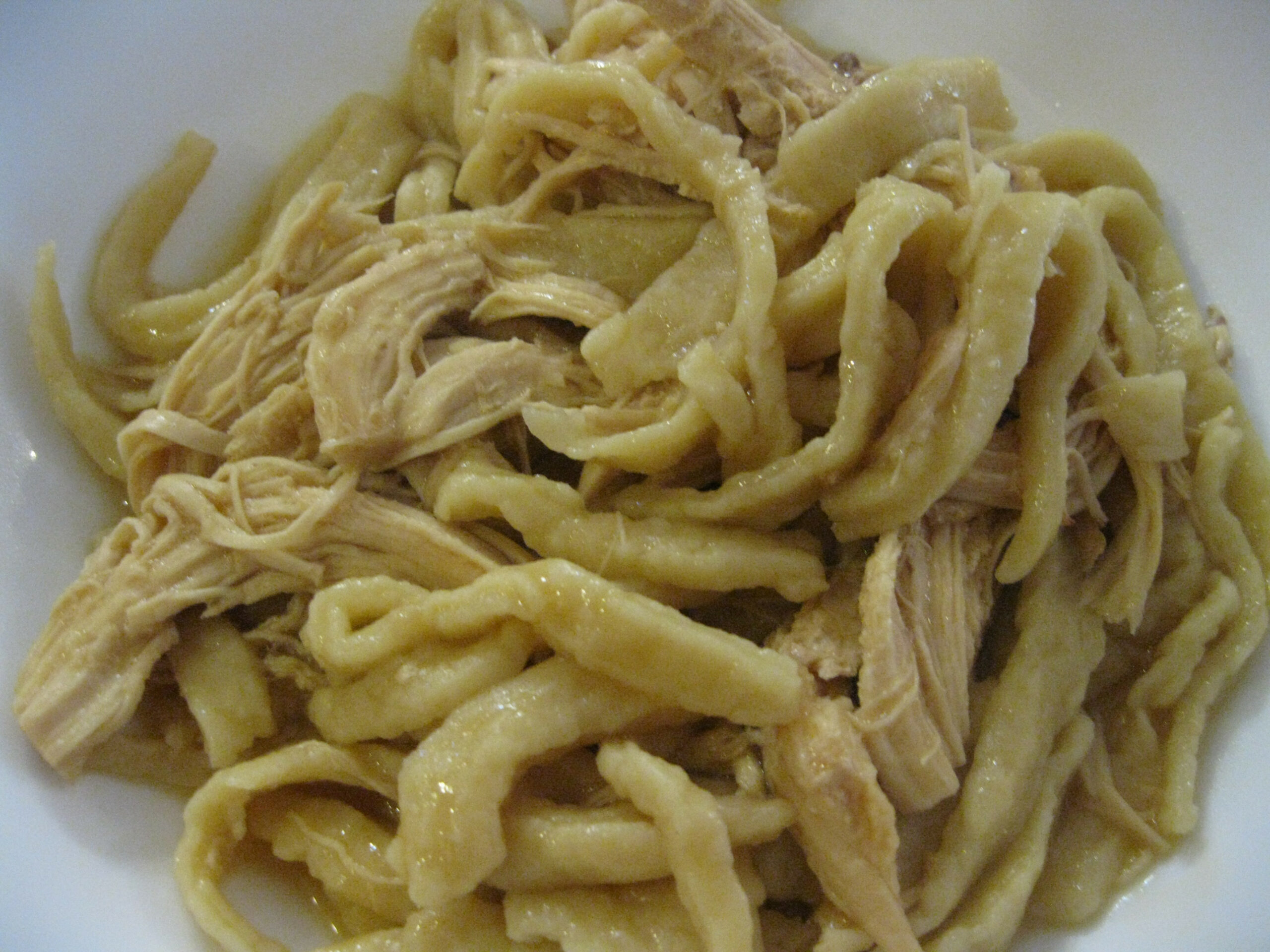 Homemade Noodles - Recipes Egg Noodles And Chicken