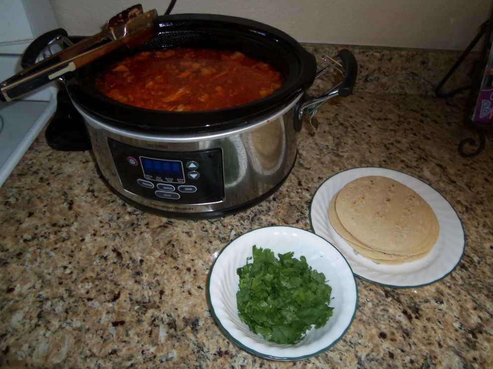 Homemade Pastor street tacos - recipes authentic mexican food