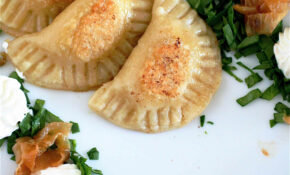 Homemade Pierogi | The Curvy Carrot