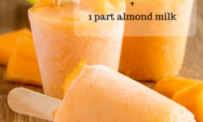 Homemade REAL Fruit Popsicles | Healthy Popsicles, Summer ..