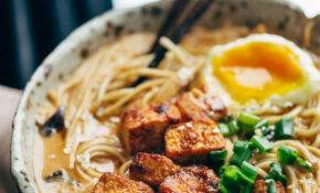 Homemade Spicy Ramen With Tofu | Recipe | Spicy Ramen ..