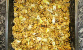 Homemade Stuffing – Recipes Roast Dinner