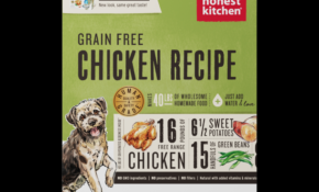 Honest Kitchen Chicken Recipe Dehydrated Raw Dog Food – Raw Dog Food Recipes