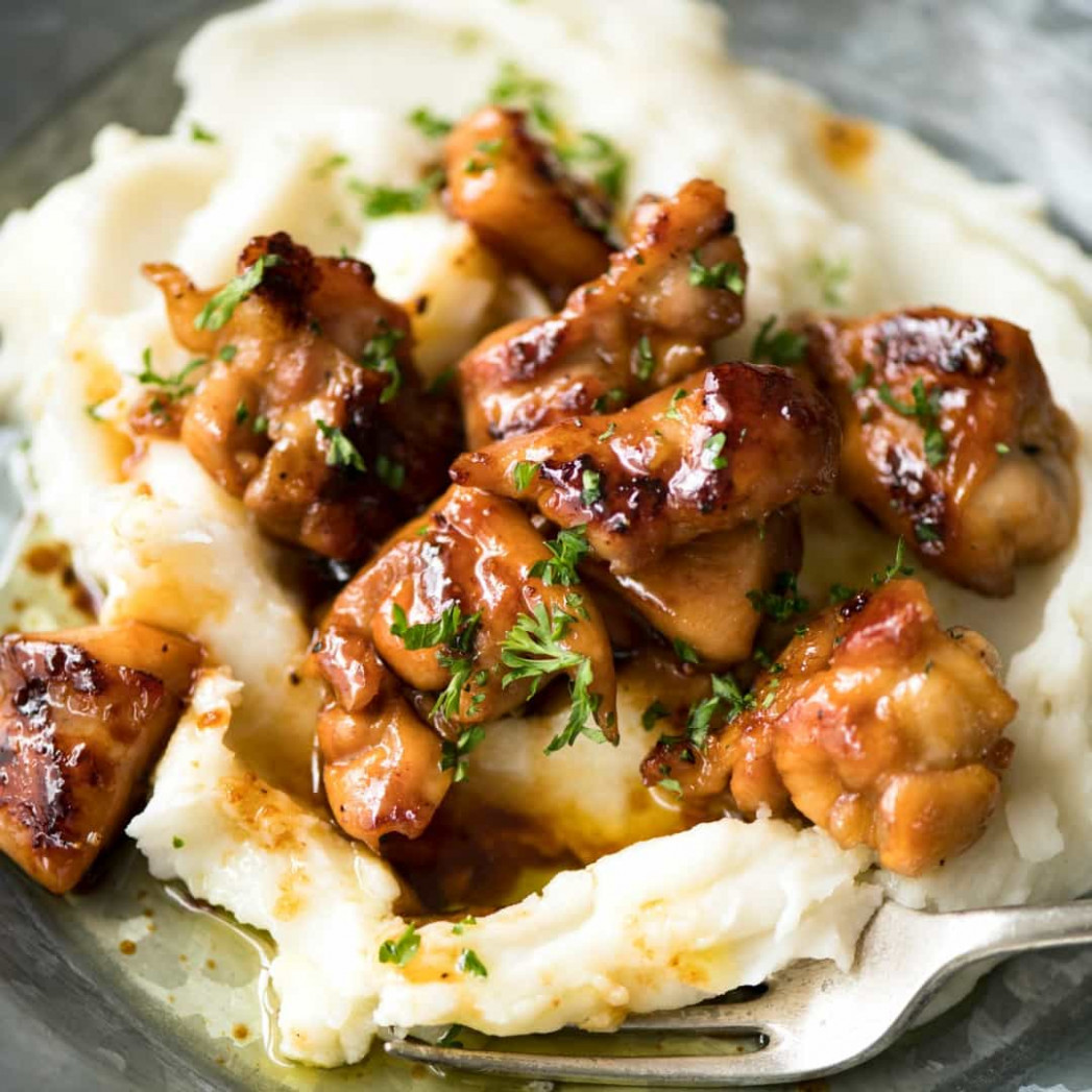 Honey Butter Chicken - recipes for chicken