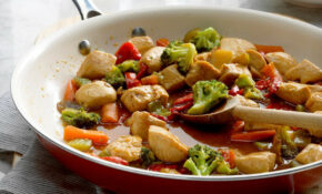 Honey Chicken Stir Fry – Stir Fry Recipes Chicken