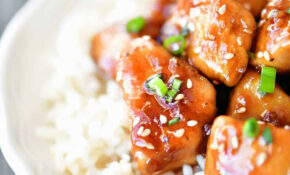 Honey Garlic Chicken Recipe - The Gunny Sack