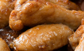 Honey Garlic Chicken Wings Recipe By Tasty – Chicken Recipes Honey