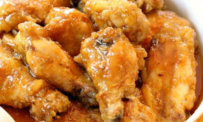 Honey Glazed Chicken Wings – Chicken Recipes Honey