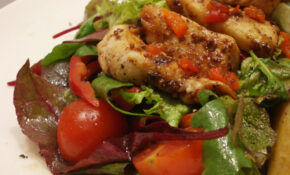 Honey & Mustard Chicken Salad – Salad Recipes Chicken