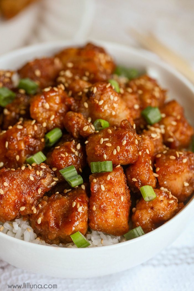 Honey Sesame Seed Chicken | Recipe | Stir fry, Sesame ... - recipes