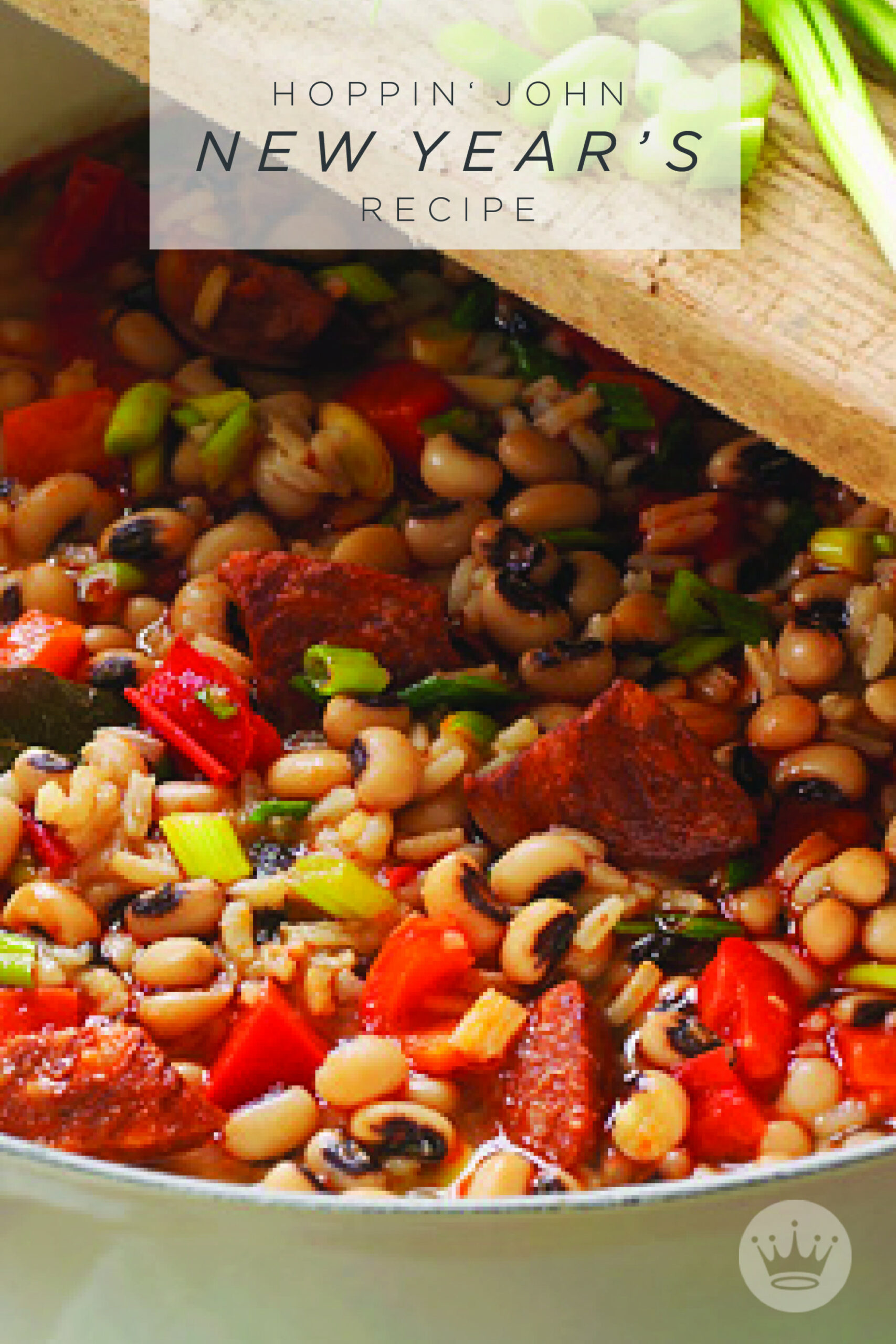 Hoppin' John | Recipe | Your New Year | Food Recipes, Soup ..