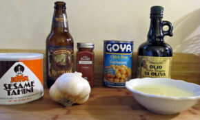 Hoppy Hummus: Recipe & Ingredients – Olive Recipes Vegetarian
