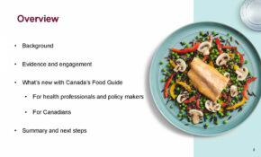 Hospitality Services – Recipes Canada Food Guide