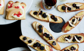 Host A Fabulous Wine Party With These Appetizers| Food & Wine – Gourmet Finger Food Recipes