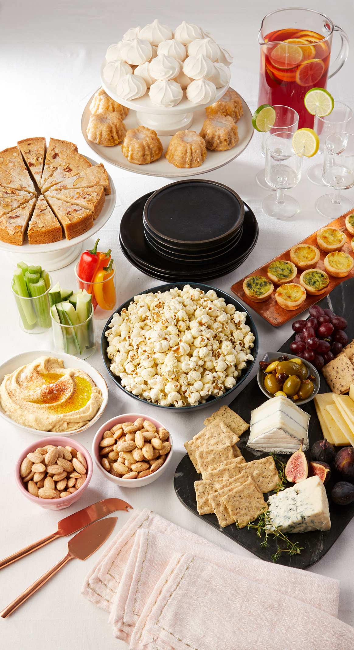 Host an Appetizers-Only Dinner Party: Finger Food Ideas ..