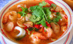 Hot And Sour Prawn Soup Recipe | MyDish – Gordon Ramsay Recipes Chicken