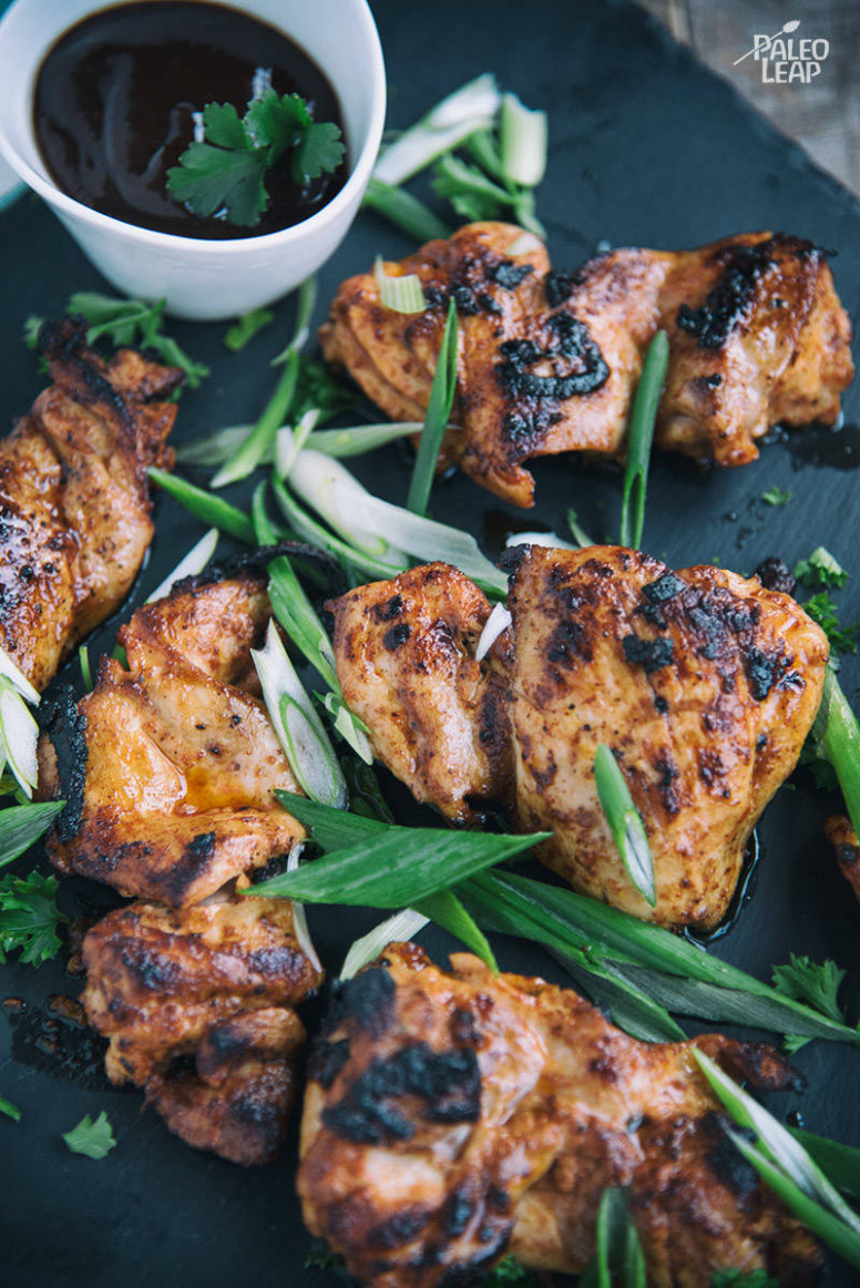 Hot And Spicy Chicken Thighs Recipe - chicken recipes thighs