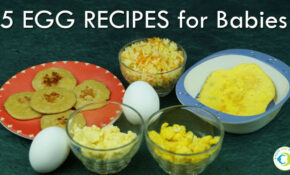 How And When To Give Eggs To Baby? With 5 Egg Recipes For ..