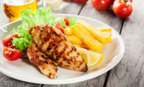 How Long To Cook Chicken On George Foreman Grill? – George Foreman Grill Recipes Chicken