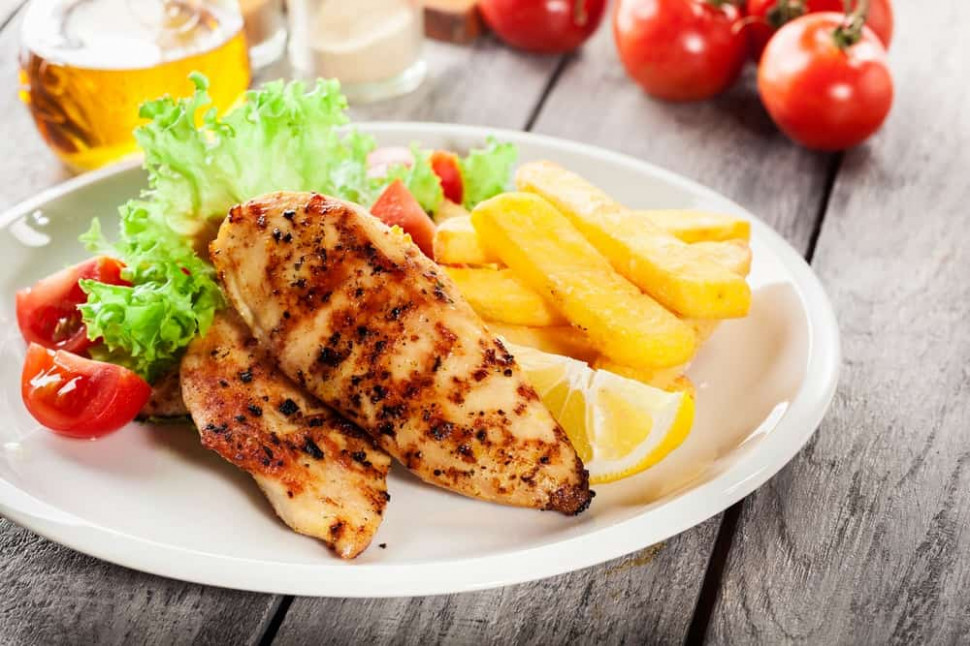 How Long To Cook Chicken On George Foreman Grill? - george foreman grill recipes chicken