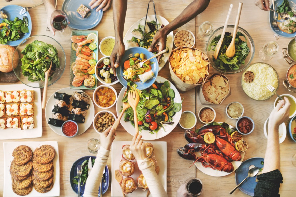 How to be the best guest at any potluck dinner party | South ..