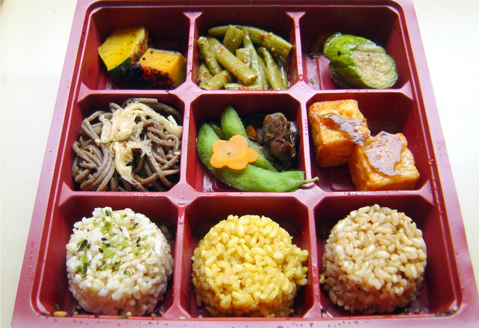 How to Build a Healthy Vegan Bento Box - One Green PlanetOne ..