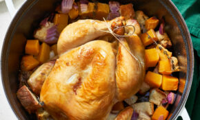 How To Cook A Whole Chicken Dinner In The Dutch Oven With Just 10 Ingredients – Recipes Dutch Oven Chicken