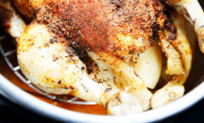 How To Cook A Whole Chicken In The Instant Pot – Chicken Recipes James Martin