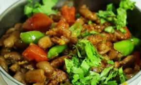 How To Cook At Home Rajma Fry Recipe | राजमा फ्राई | Food ..