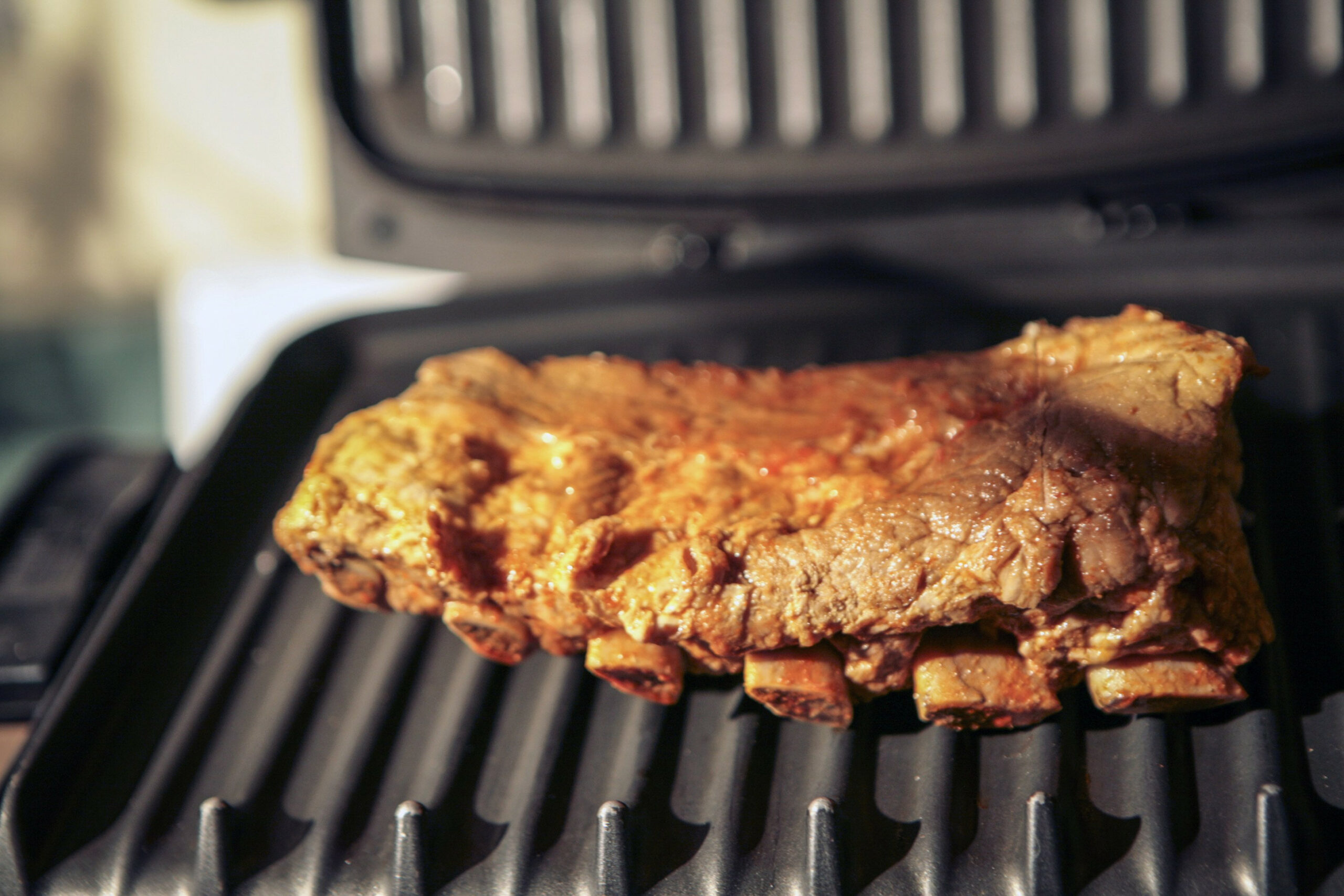 How To Cook Baby Back Ribs On The George Foreman Grill ..