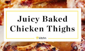 How To Cook Boneless, Skinless Chicken Thighs In The Oven – Recipes Boneless Chicken Thighs