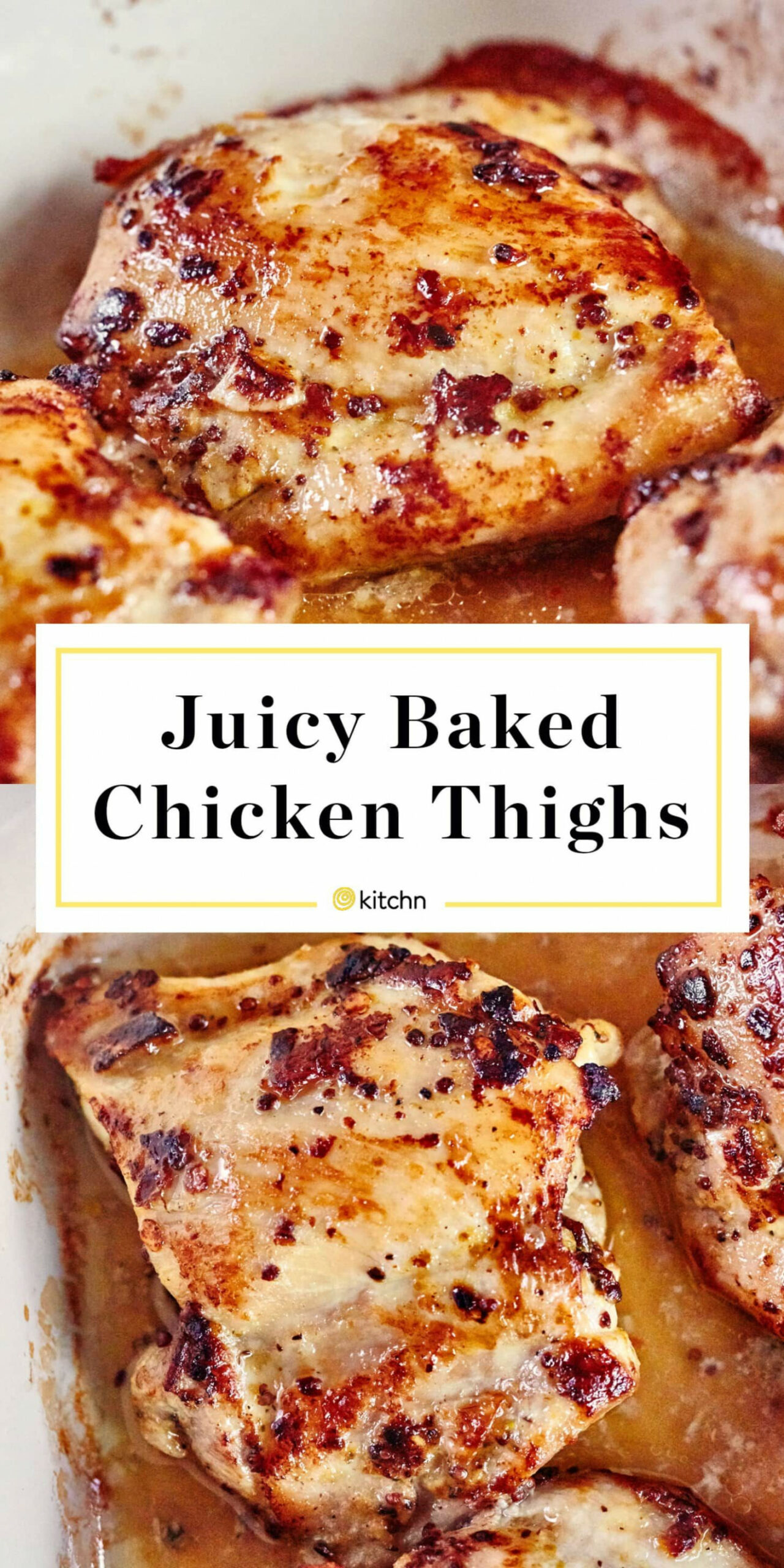 How To Cook Boneless, Skinless Chicken Thighs in the Oven - recipes boneless chicken thighs