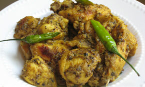 How To Cook Chicken Kali Mirch With Lemon? – Simmi Da Kitchen – Food Junction Recipes